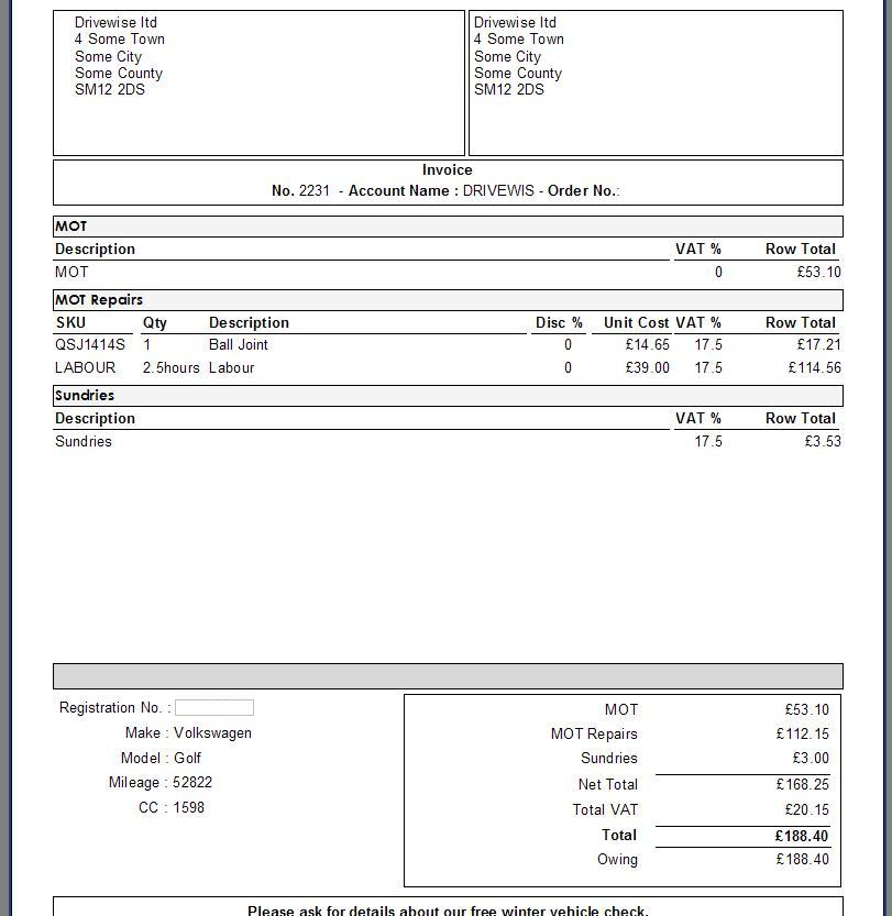 insurance invoice template – residers, Invoice templates